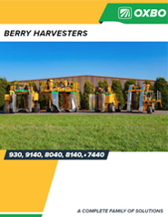 Oxbo Berry Family Brochure