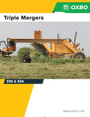 Oxbo Forage Mergers