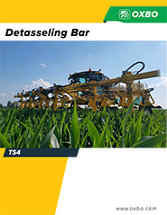 Oxbo 7550 Sprayer brochure