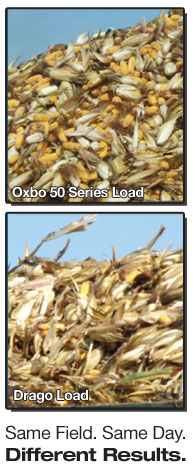 Oxbo delivers a cleaner load