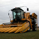 Oxbo 2460 Sweet Corn Harvester