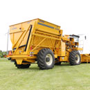 Oxbo 2485 Green Bean Harvester