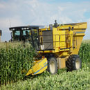Oxbo 9630 Sweet Corn Harvester