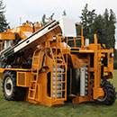 Oxbo 3016XL Korvan Grape Harvester