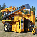 Oxbo 316XL Korvan Grape Harvester