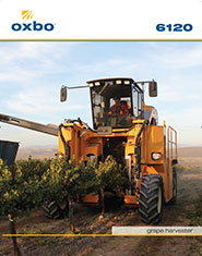 Oxbo Grape Harvesters