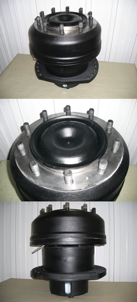 Oxbo Remanufactured Wheel Motors